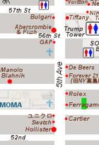 ニューヨーク5番街の新名所、アバクロとホリスターの裸のイケメン君たち_b0007805_115533.jpg