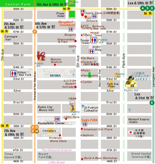 ニューヨーク地図特集:ミッドタウン5番街(トイレ情報つき)_b0007805_2322643.jpg