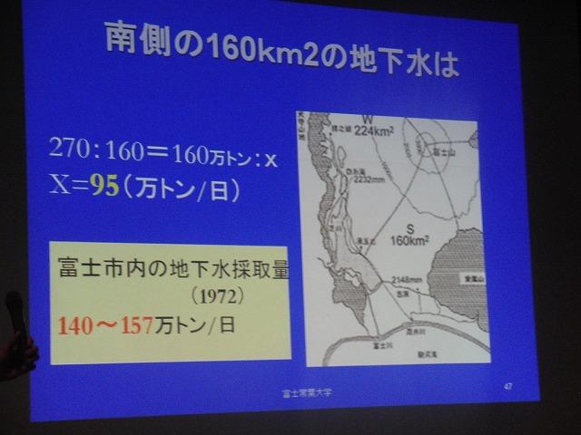いろいろなことがわかった「田宿川をもっと学ぼう!」講演会_f0141310_7101495.jpg