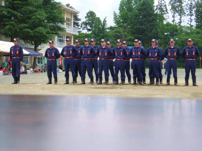支部消防訓練大会_b0084826_6261412.jpg
