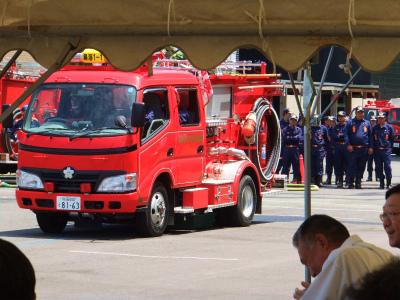 由利本荘市消防訓練大会_b0084826_6542148.jpg