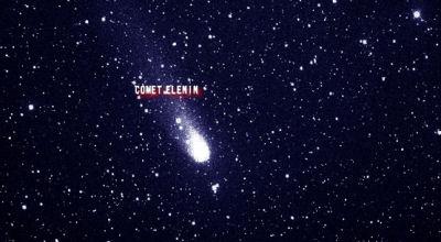 エレニン彗星接近の神秘的解釈_b0213435_17462234.jpg