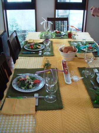 南仏のテーブル_a0163160_1163583.jpg