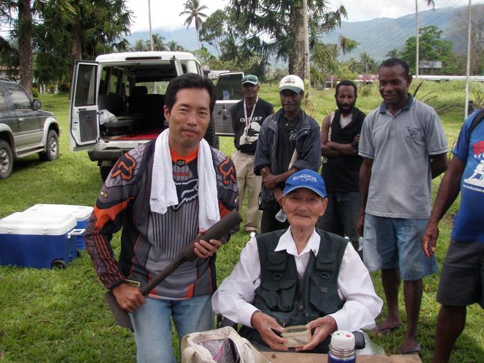 ニューギニア慰霊の旅に参加して①_c0060075_22215861.jpg