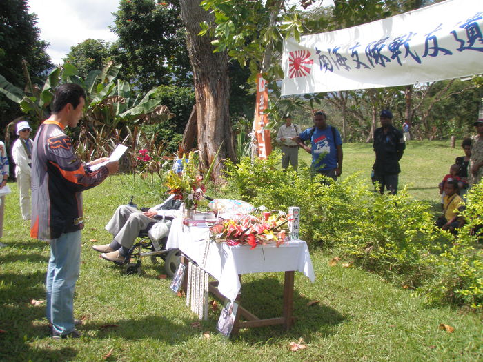 ニューギニア慰霊の旅に参加して②_c0060075_22271598.jpg