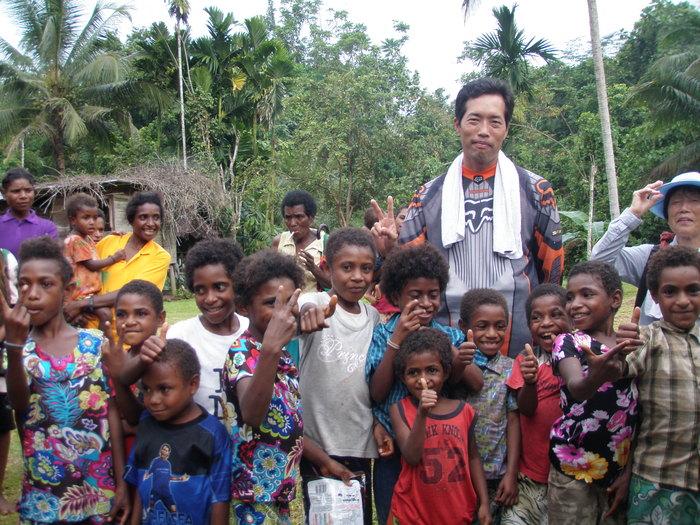 ニューギニア慰霊の旅に参加して③_c0060075_22344232.jpg