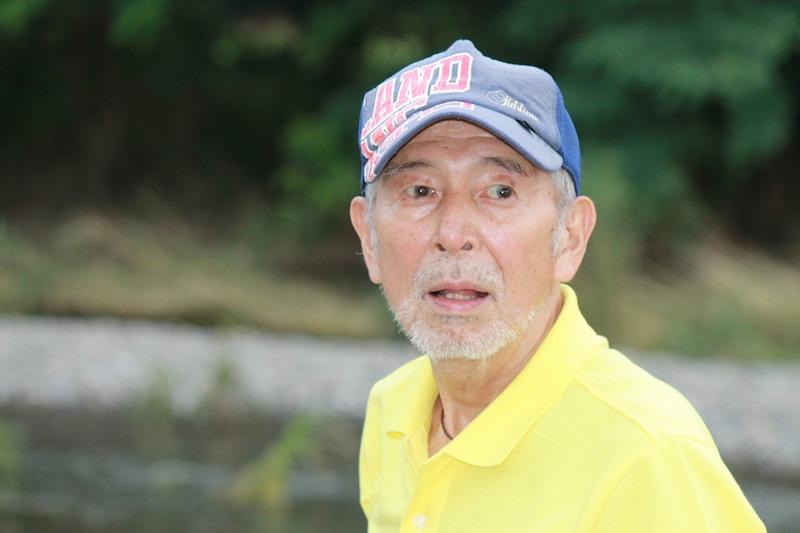 美しい81歳、坂本長利_c0173978_1340645.jpg