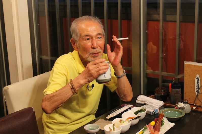 美しい81歳、坂本長利_c0173978_1355166.jpg