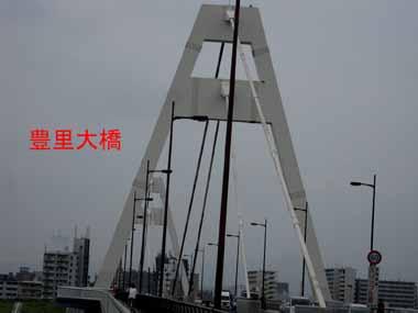 7/4豊里大橋。_d0136282_23584131.jpg