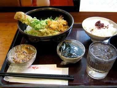 JR京都駅構内『麺倶楽部』♪_d0136282_7492611.jpg