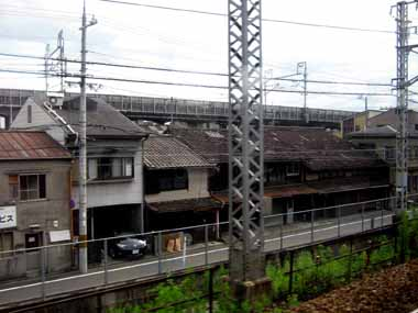 JR京都線車窓。_d0136282_875426.jpg