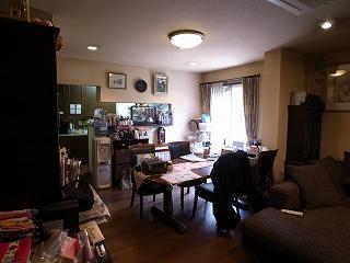 食堂の増築 キッチンセットのリノベーション_f0059988_11213262.jpg