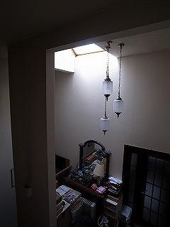 階段の断熱性能・換気性能のリノベーション_f0059988_13471933.jpg