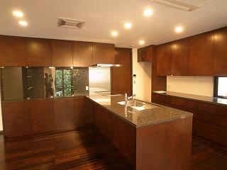 食堂の増築 キッチンセットのリノベーション_f0059988_13571329.jpg