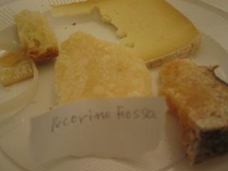 サルーミ、チーズ、オリーブオイルの講習 と筆記試験_a0154793_21122119.jpg
