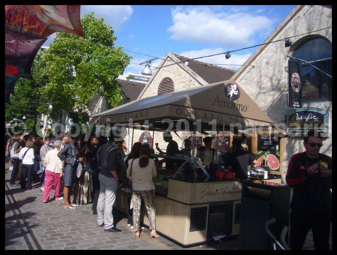 【街角のキャフェ・レストラン】Bercy Village Paris_a0014299_21435810.jpg