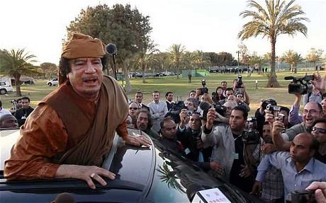 リビア内戦:「行詰まった」(sta...