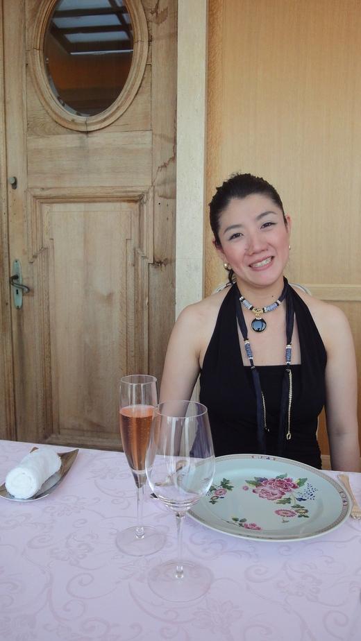 Motomi\'s Birthday at Princess room@Benoit Osaka Part 2_f0215324_1118553.jpg