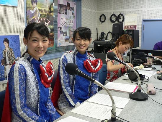 FM宝塚「にこにこたからづか」に出演しました_a0218340_17165387.jpg