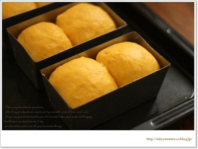 かぼちゃパンとドルマン_d0173942_1392429.jpg