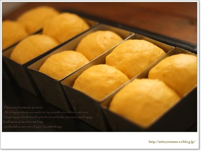 かぼちゃパンとドルマン_d0173942_1393315.jpg