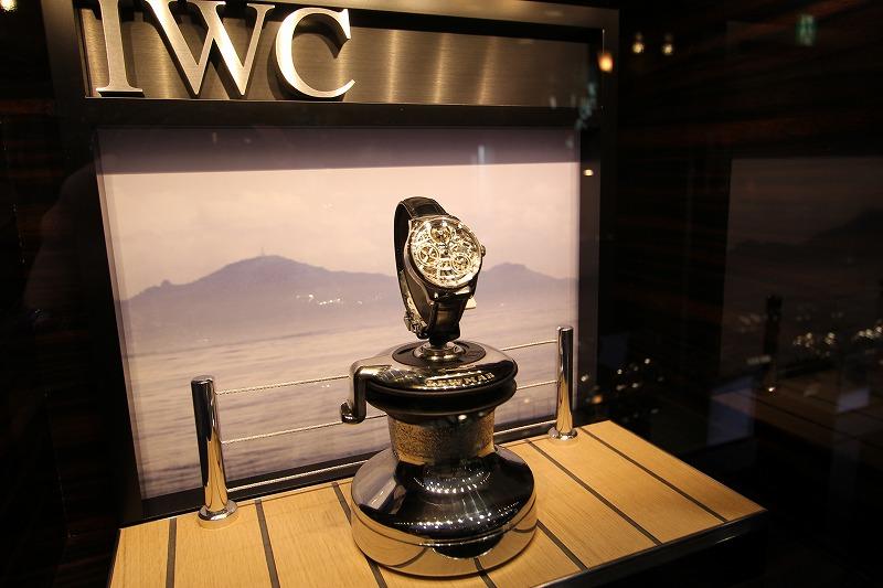 日本一のIWCコーナーでフェア開催/BEST新宿本店_f0039351_15424064.jpg
