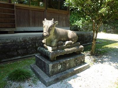 若八幡神社(3)夏羽と田油津姫は_c0222861_19462141.jpg