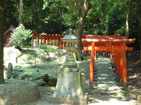 若八幡神社(3)夏羽と田油津姫は_c0222861_19475543.jpg