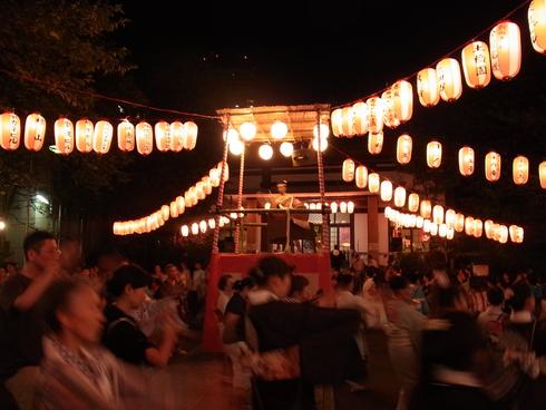盆踊り大会_c0187076_16524847.jpg