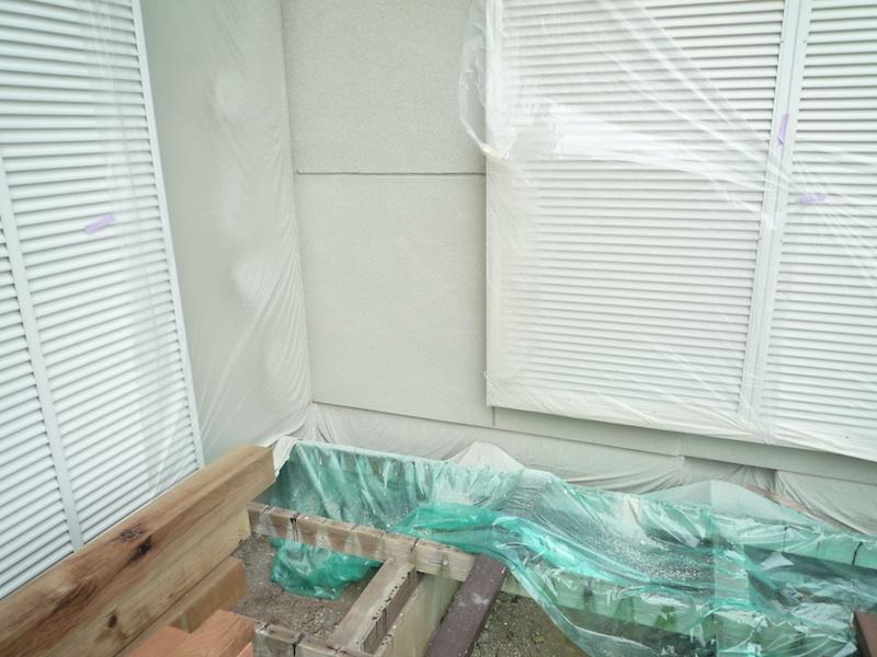 外壁塗装@ご近所さん_c0131878_18433472.jpg