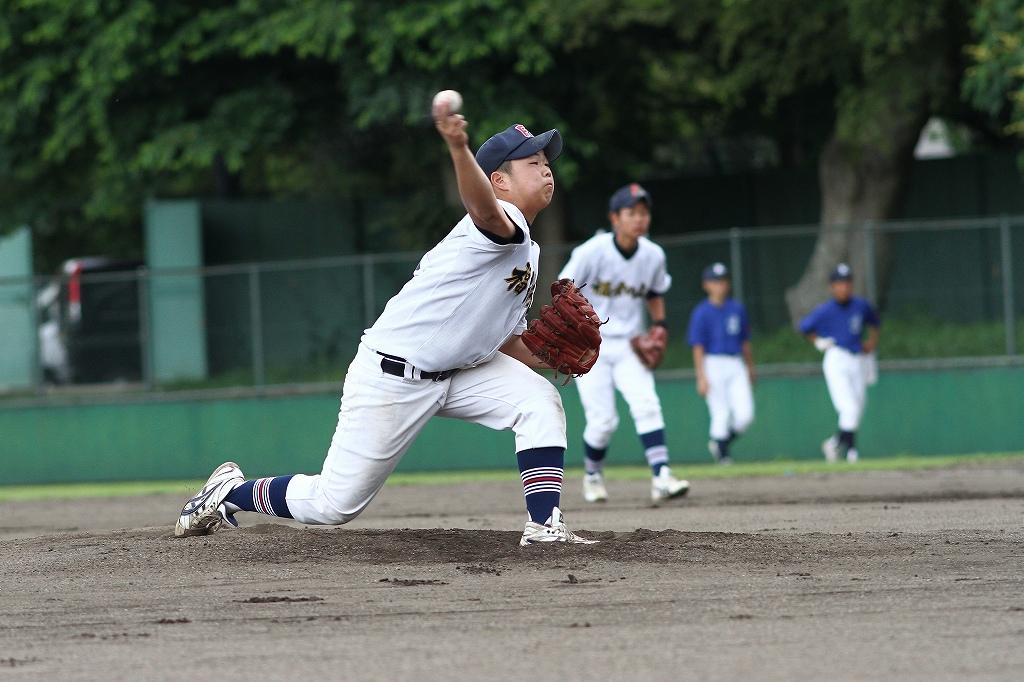 練習試合 vs舞鶴ボーイズ_a0170082_20491535.jpg