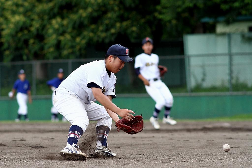 練習試合 vs舞鶴ボーイズ_a0170082_20492494.jpg