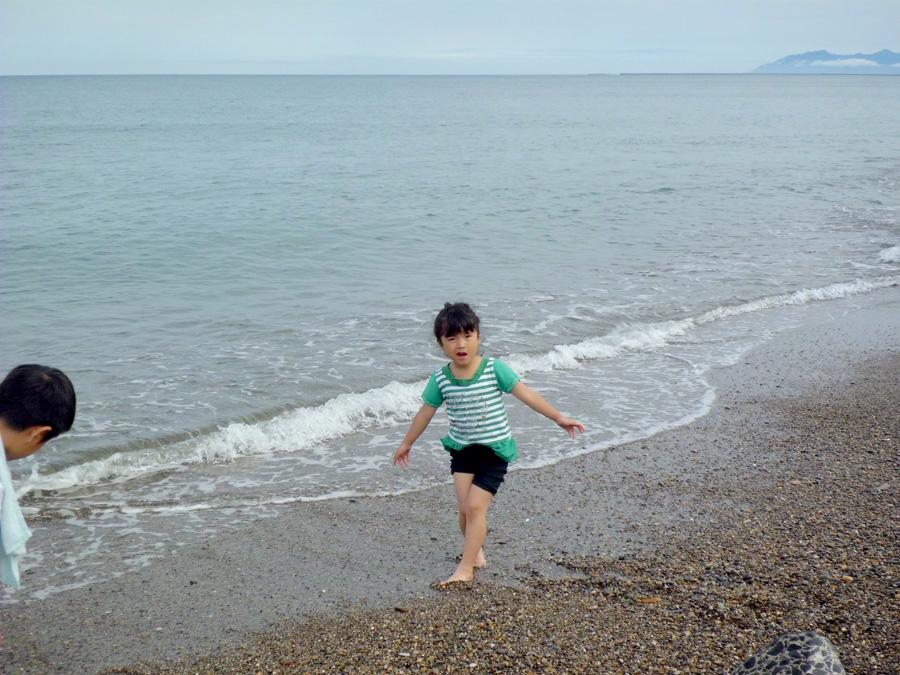 水遊び!_f0150893_1858259.jpg