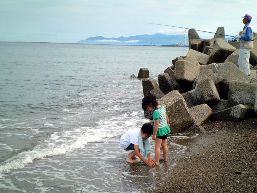 水遊び!_f0150893_18584193.jpg