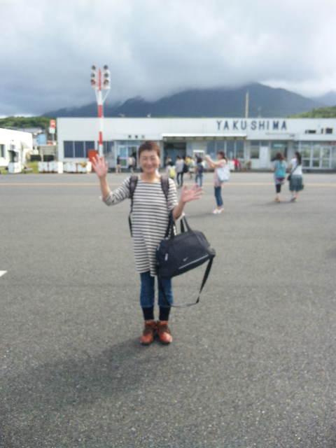 屋久島に着きました。_a0072505_15445636.jpg