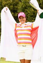 宮里藍さん、米国女子ゴルフツアー今季初優勝で日の丸どーん_b0007805_9582430.jpg