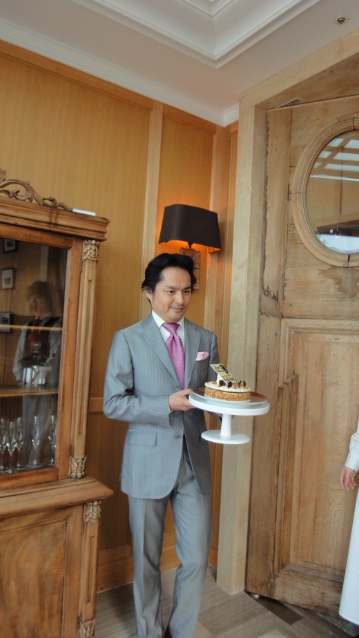 Motomi\'s Birthday at Princess room@Benoit Osaka Part 2_f0215324_1151243.jpg