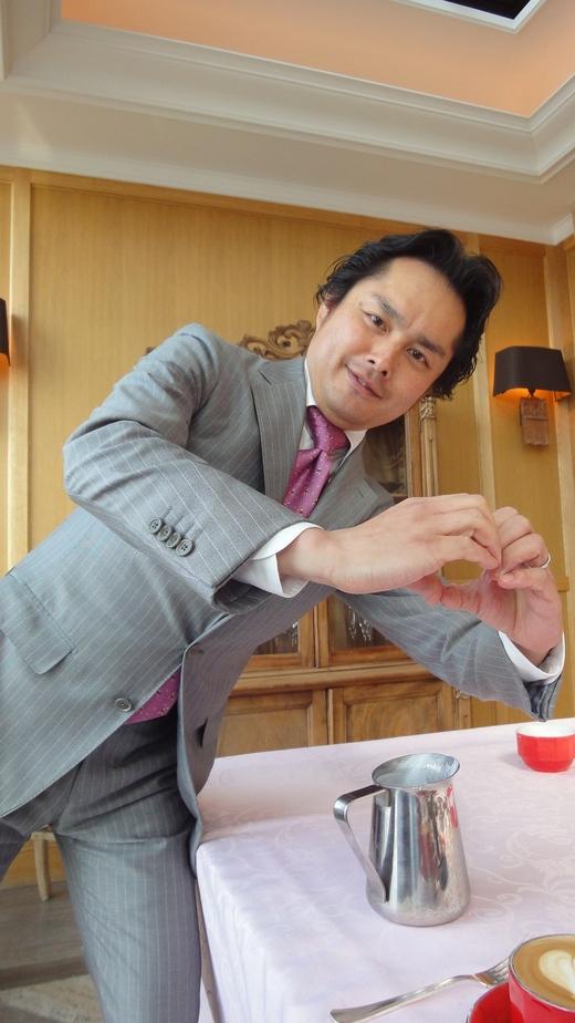 Motomi\'s Birthday at Princess room@Benoit Osaka Part 2_f0215324_152481.jpg