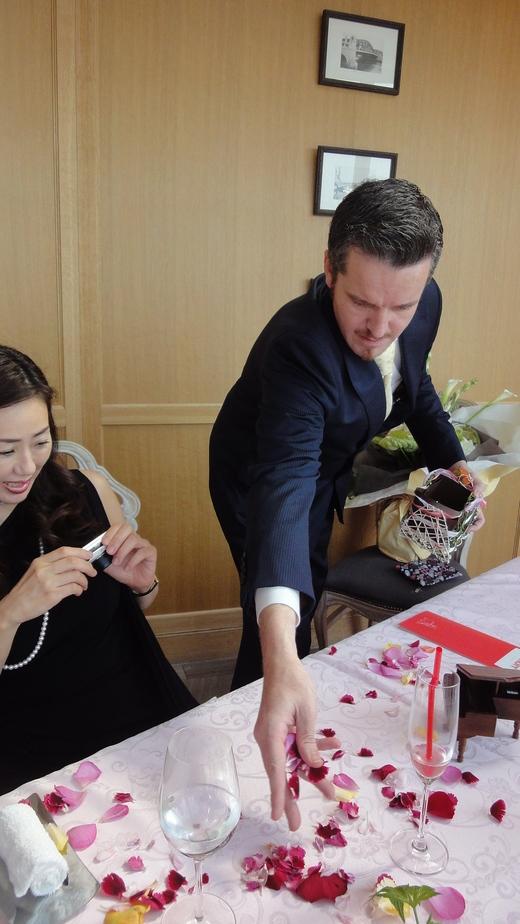 Motomi\'s Birthday at Princess room@Benoit Osaka Part 2_f0215324_21221.jpg