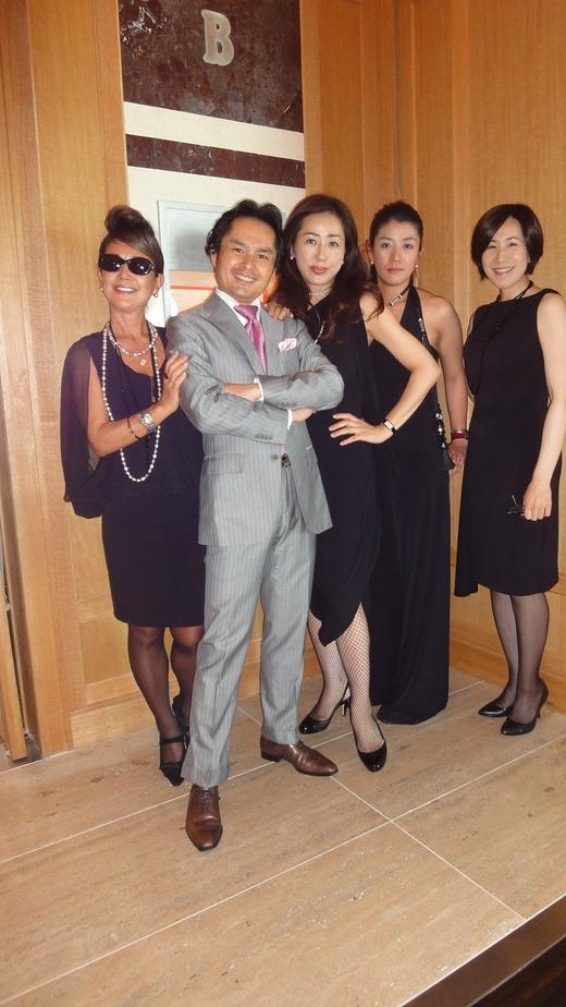 Motomi\'s Birthday at Princess room@Benoit Osaka Part 2_f0215324_222312.jpg