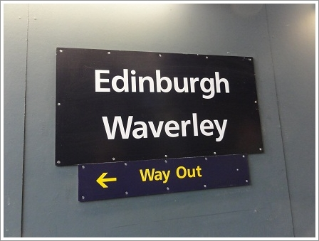 Edinburgh(エディンバラ)に到着_c0079828_18102646.jpg