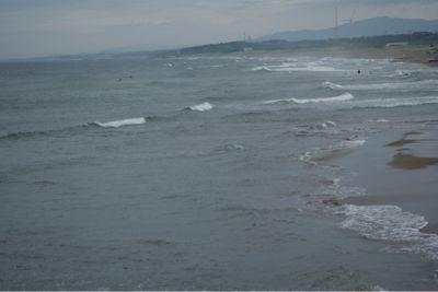 今日の海_c0132732_11503742.jpg