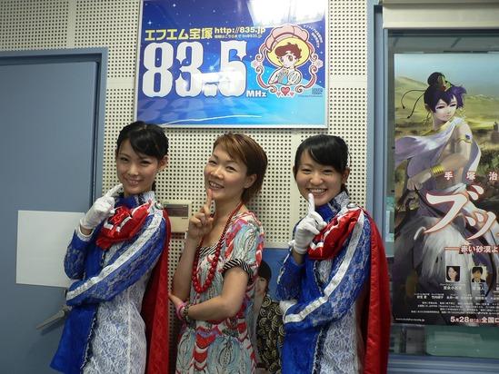 7/27 「にこにこたからづか」出演_a0218340_0292922.jpg