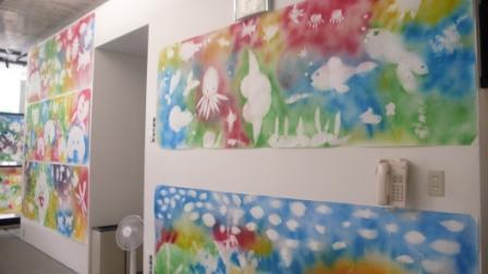小学校児童創作作品展示会が始まりました!_c0216068_1639506.jpg