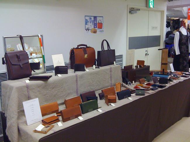 小田急百貨店 「全国職人展」終了しました。_a0145469_10571821.jpg