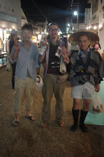 篠山・西町の昭和縁日に行ってきました!_f0226293_182974.jpg