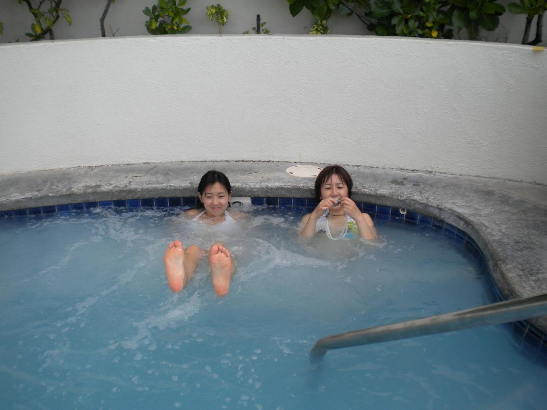 2011 1泊3日HAWAII旅行記~アウトリガー前ワイキキビーチ~_f0011498_17114828.jpg