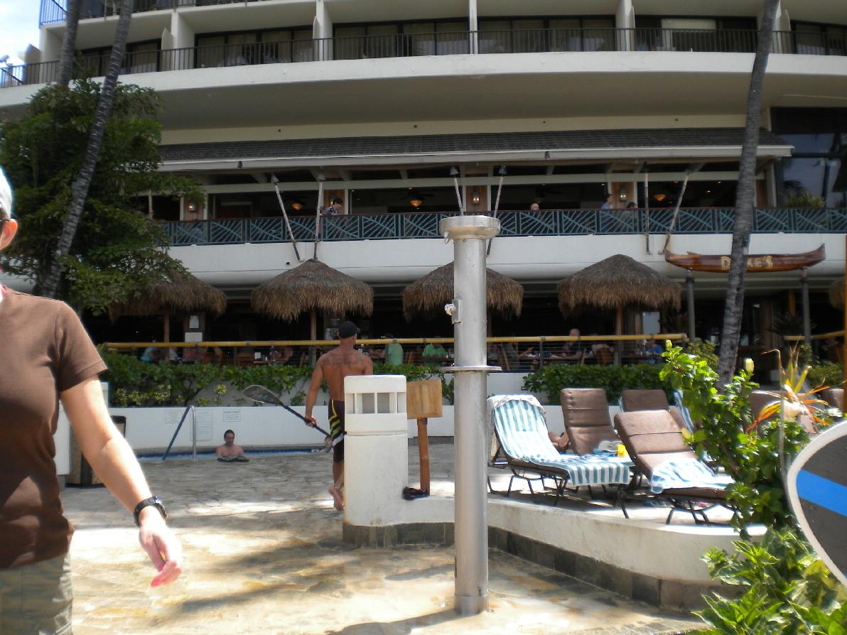 2011 1泊3日HAWAII旅行記~アウトリガー前ワイキキビーチ~_f0011498_1783621.jpg