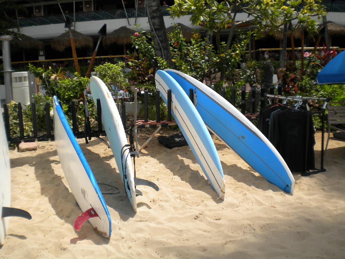 2011 1泊3日HAWAII旅行記~アウトリガー前ワイキキビーチ~_f0011498_179288.jpg