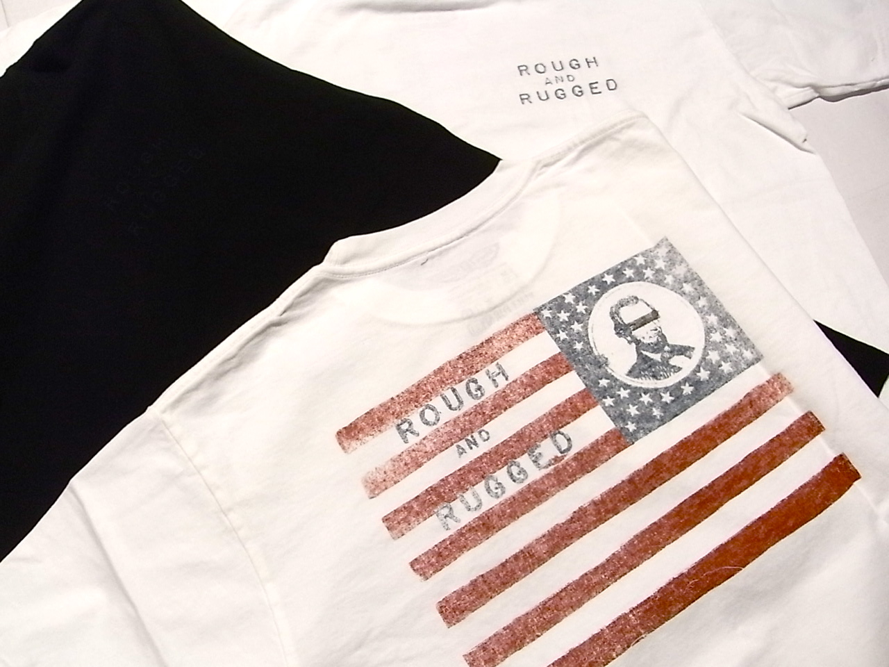 ROUGH&RUGGED NEW ITEMS!!_d0101000_16135658.jpg